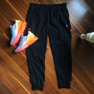 Old navy active black joggers